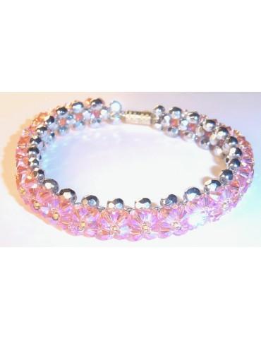 Bracelet rose des sables