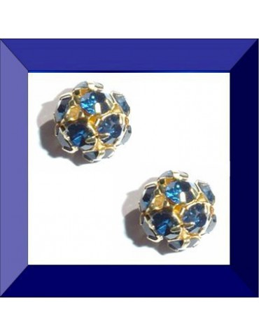 Boule strass 4 mm...