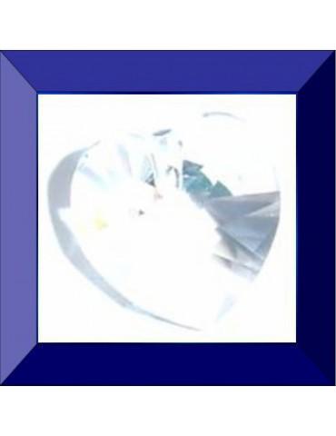 Cœur 10,3 X 10 mm Crystal AB