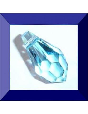 Goutte 11 X 5,5 Aquamarine...