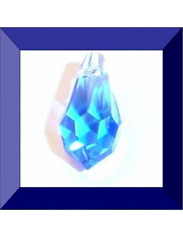 Goutte 11 X 5,5  Sapphire...