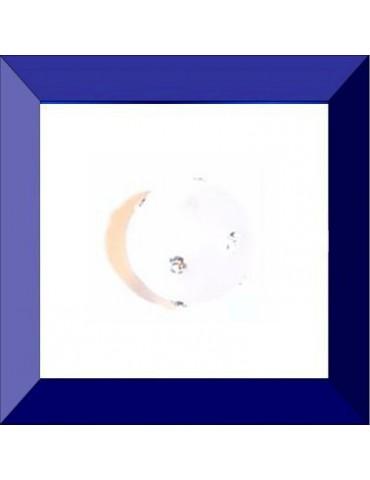 Perle en verre 8 mm couleur...