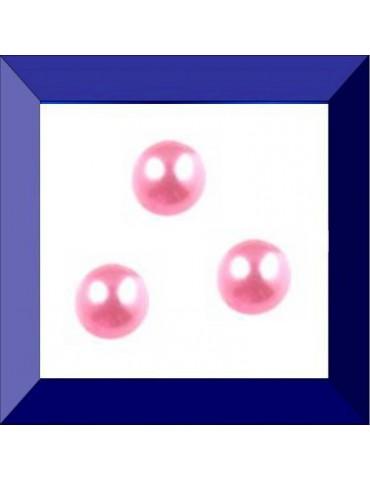 Perle en verre 8 mm nacrée...