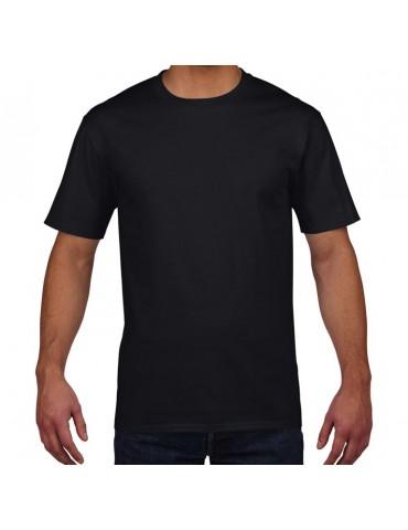 Tee-shirt Homme Gildan Noir