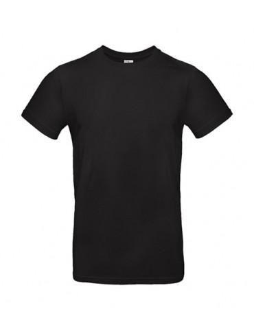 Tee-shirt Homme B & C Noir