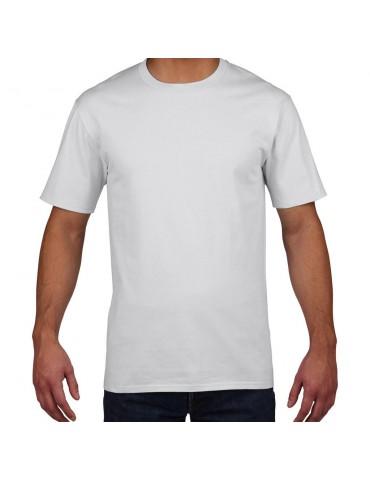 Tee-shirt Homme Gildan Blanc