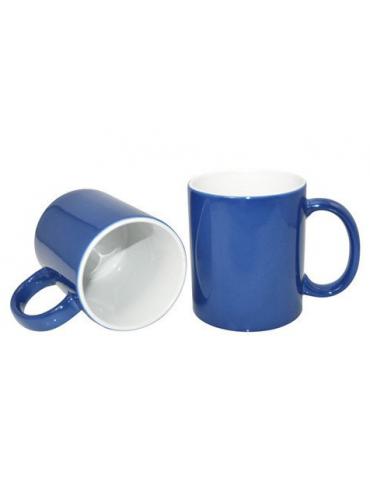 Mug magique 330 ml bleu...