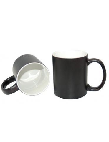 Mug magique 330 ml noir mat...