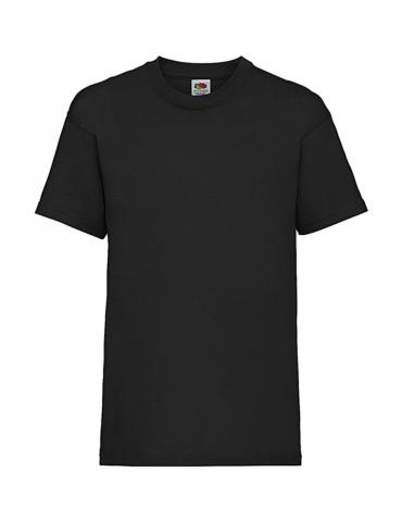 Tee-shirt Noir Garçon Fruit...