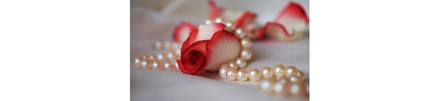 Perles et apprêts