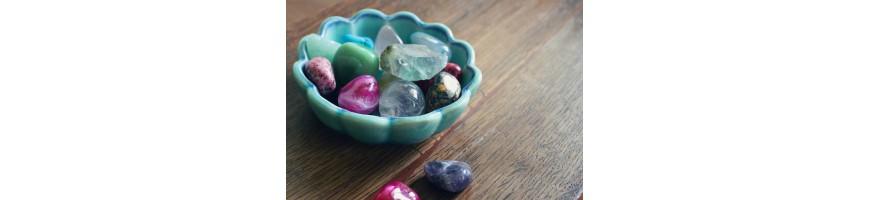 Perles en cristal de Bohème